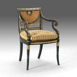 Regency Decorated Dining Chair