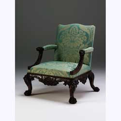 George II Library Chair