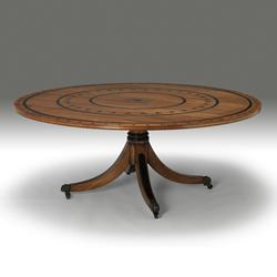 Hope Circular Dining Table