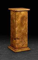 Column in Burr Walnut