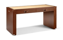 Writing Desk With Burr Maple Top
