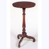 Circular Mahogany Wine Table
