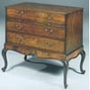 George III St Chest on Stand