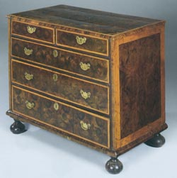 William & Mary St Chest
