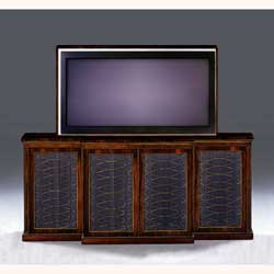 Rosewood Credenza for Plasma / LCD TV