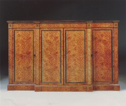 Side Cabinet in Burr Yew